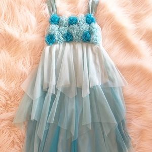 Beautiful Girls Dress Party/Flower Girl/Wedding